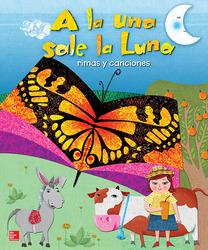 Lectura Maravillas Big Book: A la una sale la Luna Grade K