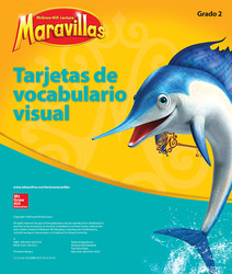 Lectura Maravillas, Grade 2, Visual Vocabulary Cards