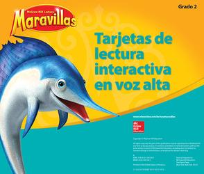 Lectura Maravillas, Grade 2, Interactive Read Aloud Cards