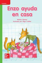 Lectura Maravillas Leveled Reader Enzo ayuda en casa: Beyond Unit 9 Week 1 Grade K