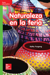 Lectura Maravillas Leveled Reader Naturaleza en la feria: Beyond Unit 9 Week 3 Grade K