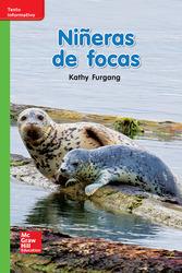 Lectura Maravillas Leveled Reader Niñeras de focas: Beyond Unit 10 Week 3 Grade K