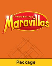 Lectura Maravillas, Grade 3, Teachers Edition Package