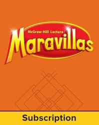Lectura Maravillas, Comprehensive Program, 6 Year Subscription