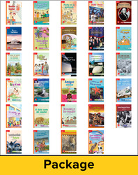 Lectura Maravillas, Leveled Readers, (6 each of 30 titles)