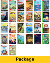 Lectura Maravillas, Grade 4, Leveled Readers - On-Level, (6 each of 30 titles)