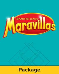 Lectura Maravillas, Classroom Library Package, Grade 2