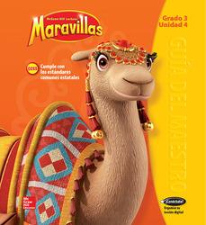 Lectura Maravillas, Grade 3, Teachers Edition Volume 4