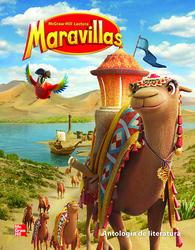 Lectura Maravillas Literature Anthology Grade 3