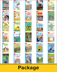 Lectura Maravillas, Grade 1, Leveled Reader Package 6 Of 30 On Level