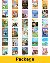 Lectura Maravillas, Grade 2, Leveled Readers Library, Approaching (6 each of 30 titles)