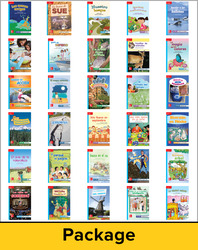 Lectura Maravillas, Grade 2, Leveled Readers - On-Level, (6 each of 30 titles)