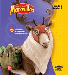 Lectura Maravillas, Grade 5, Teachers Edition Volume 5
