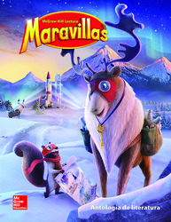 Lectura Maravillas Literature Anthology Grade 5