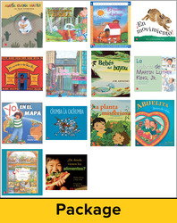 Lectura Maravillas, Grade 1, Literature Big Books Package