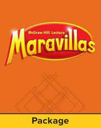Lectura Maravillas, Classroom Library Package, Grade 3