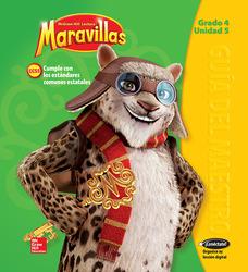 Lectura Maravillas, Grade 4, Teachers Edition Volume 5