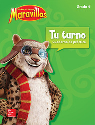 Lectura Maravillas, Grade 4, Your Turn Practice Book