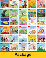 Lectura Maravillas, Grade K, Leveled Readers - On-Level, (6 each of 30 titles)