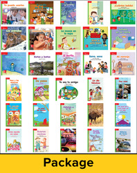 Lectura Maravillas, Grade K, Leveled Readers - Beyond, (6 each of 30 titles)