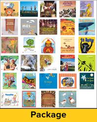 Lectura Maravillas, Grade K, Literature Big Book Package, (32 Books)