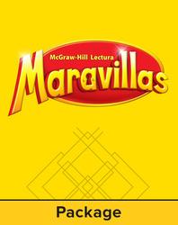 Lectura Maravillas, Grade K, Teachers Edition Package