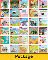 Lectura Maravillas, Grade K, Leveled Readers Library, Approaching (6 each of 30 titles)