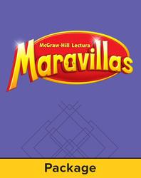 Lectura Maravillas, Grade 5, Teachers Edition Package