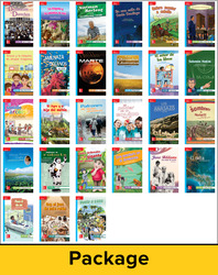 Lectura Maravillas, Grade 5, Leveled Readers Library, Approaching (6 each of 30 titles)