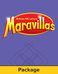 Lectura Maravillas, Grade 5, Leveled Readers - On-Level, (6 each of 30 titles)
