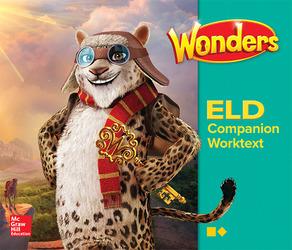 Wonders for English Learners G4 Companion Worktext Intermediate/Advanced