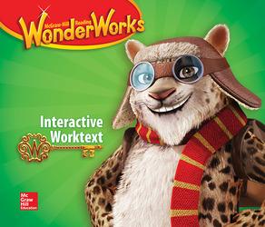 Reading Wonderworks Interactive Worktext Grade 4