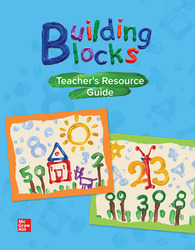 Building Blocks Pre-K, Teacher Resource Book