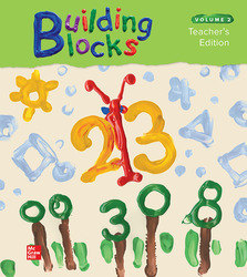 Building Blocks Pre-K, Teacher Edition, Volume 2