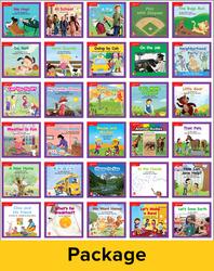 Reading Wonders, Grade K, Leveled Reader Package (1 ea. of 30) ELL