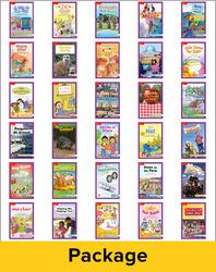 Reading Wonders, Grade 1, Leveled Reader Package 1 Of 30 ELL