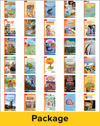 Reading Wonders, Grade 2, Leveled Reader Package 1 Of 30 Approaching Grade 2