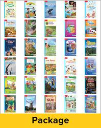 Reading Wonders, Grade 2, Leveled Reader Package 1 Of 30 On-Level Grade 2