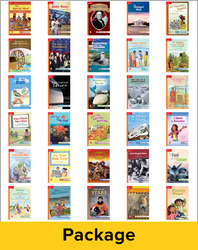 Reading Wonders, Grade 3, Leveled Reader Package 1 Of 30 Approaching