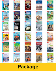Reading Wonders, Grade 3, Leveled Reader Package 1 Of 30 On-Level