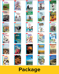Reading Wonders, Grade 5, Leveled Reader Package (1 of 30) On-Level