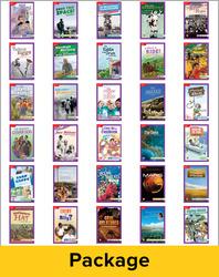 Reading Wonders, Grade 5, Leveled Reader Package (1 ea. of 30) ELL