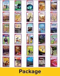 Reading Wonders, Grade 6, Leveled Reader Package (1 ea. of 30) ELL, Grade 6