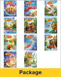 Reading Wonders Reading Writing Worshop Big Book Package Grade K