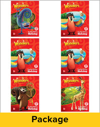 Reading Wonders Reading/Writing Workshop Big Book Package, Grade 1