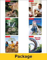 Core Reading, Grade 2, Decodable Reader Package 6 Of 6
