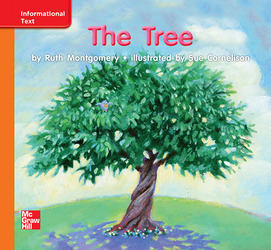 Reading Wonders, Grade K, Leveled Reader The Tree, Approaching, Unit 5, 6-Pack