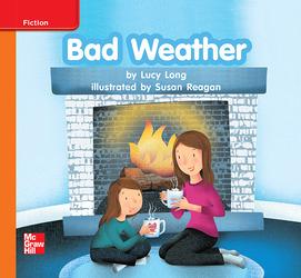 Reading Wonders, Grade K, Leveled Reader Bad Weather, Approaching, Unit 6, 6-Pack