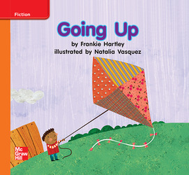 Reading Wonders, Grade K, Leveled Reader Going Up, Approaching, Unit 8, 6-Pack