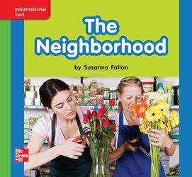 Reading Wonders, Grade K, Leveled Reader The Neighborhood, Beyond, Unit 4, 6-Pack